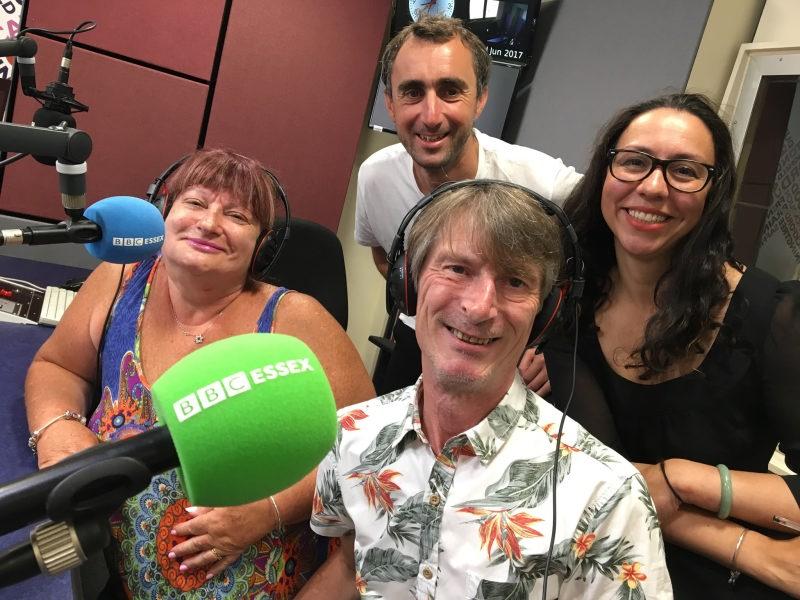 BBC Radio Essex 170623 Brexit - Paul & Hills with Ben & Sonia